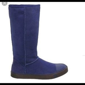 UGG Australia #1886 DELAINE Suede Boots sz 8.5